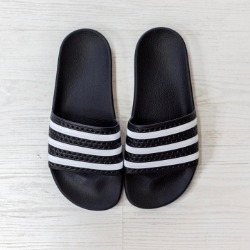 adidas adilette   made in italy  slide