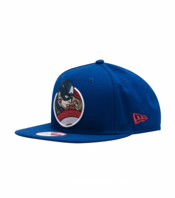 captain america retro snapback