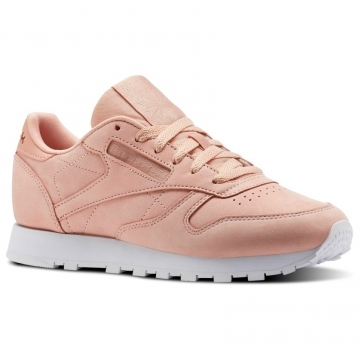 wmns reebok classic leather   nude