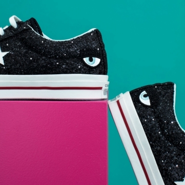 wmns converse x chiara ferragni one star low top