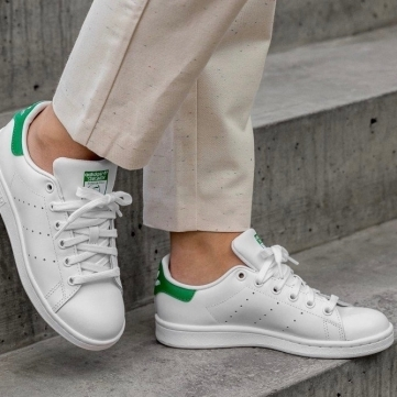 stan smith   green  men unisex